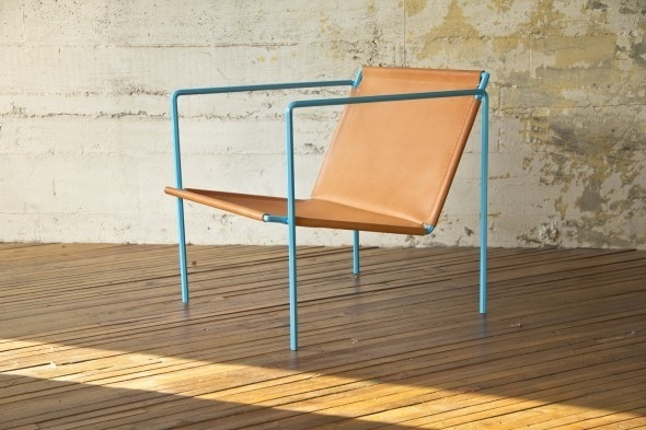 I made this. I #chair #industrial #design