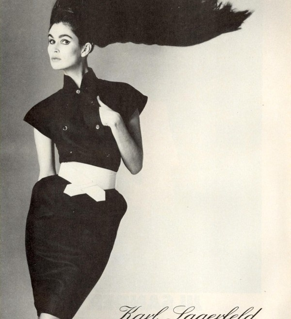 Fashion Photography by Karl Lagerfeld #fashion #photography #inspiration