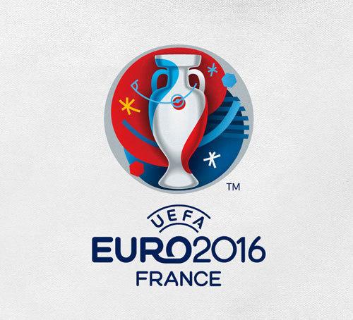 Euro 2016 logo #euro 2016