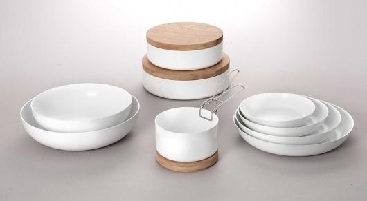 rodolfo dordoni: abct + inossidabile for knindustrie #minimalist #kitchen #cookware #modern