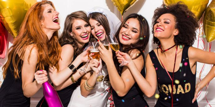 Best bachelorette party games that cost you nothing