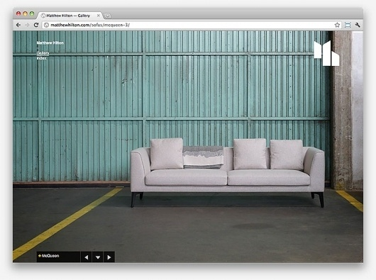 Spin — Matthew Hilton Website #website #identity