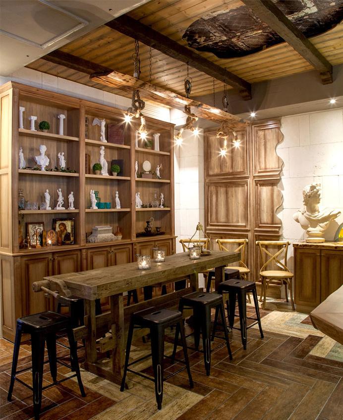 Rhodos Restaurant - #restaurant #decor