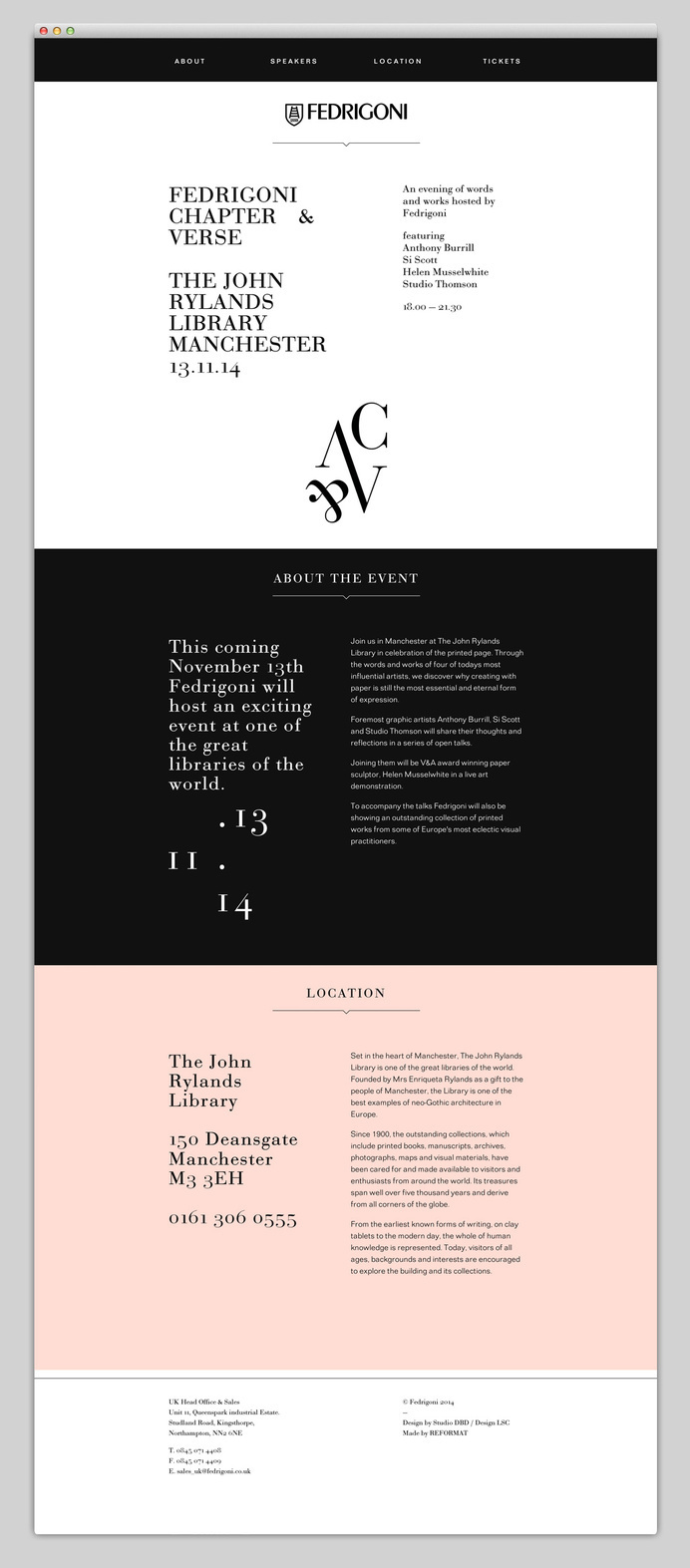 Websites We Love — Showcasing The Best in Web Design #agency #design #best #website #ui #minimal #webdesign #web #typography
