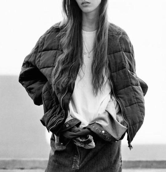 fashion, black and white