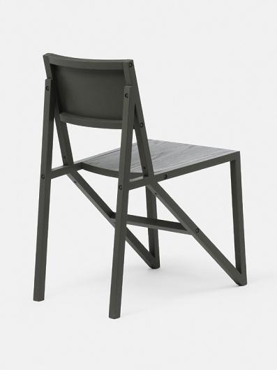 Frame Chair : Wouter Scheublin #product #design #chair
