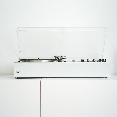 A day in the land of nobody #white #design #product #industrial #minimal #vintage #vinil