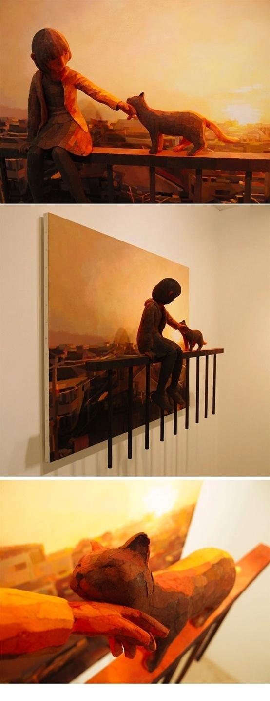 shintaro ohata #painting #sculpture #art