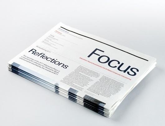 Images / Explore / Bench.li #fold #grid #layout #paper