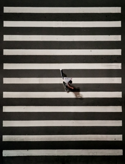 Every reform movement has a lunatic fringe #white #photo #stripes #person #black #skateboard