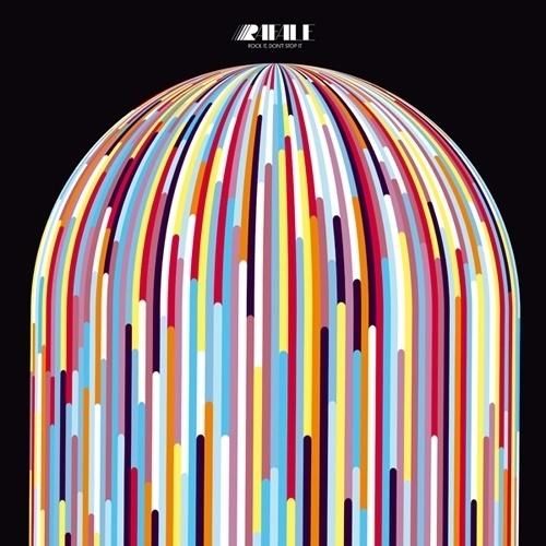 Rafale: Rock It, Don't Stop It » Sleevage » Music, Art, Design. #music #rafale #album #art