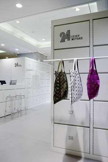 moment design: 24 issey miyake store in sapporo #interior