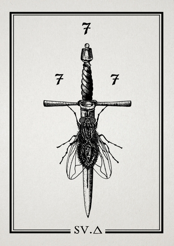 tumblr_m9idecCtQ81r7lzpno1_1280 #tattoo #knife #style #fly