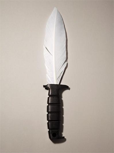 Sam Hofman's blog - Blog #knife #soft #feather