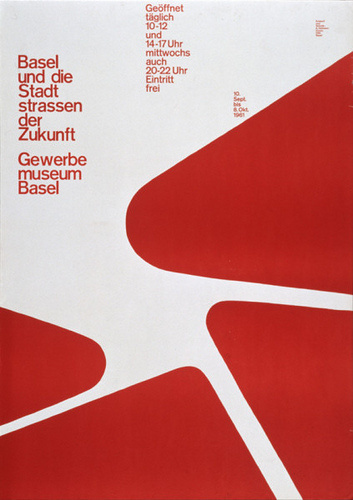 Poster by Armin Hofmann #poster