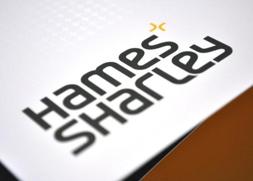 Hames Sharley #logo