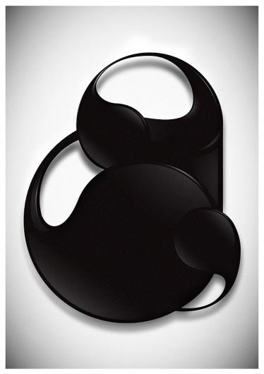 Type - Two on the Behance Network #metcalf #jordan #design #illustration #typography