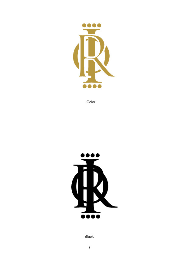 rio #branding #rio #design #graphic #royal #logo #lounge #typography
