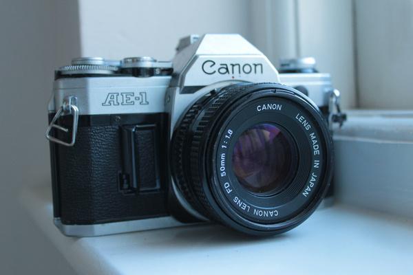 websitesarelovely #ae1 #camera #canon #cameraporn #vintage