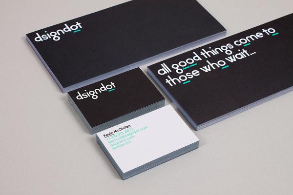 Dsigndot identity created by Build #branding