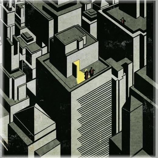Foto 10x10, l'arte di Emiliano Ponzi - 1 di 16 - Repubblica.it #maze