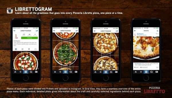 Pizzeria Libretto: Librettogram #instagram