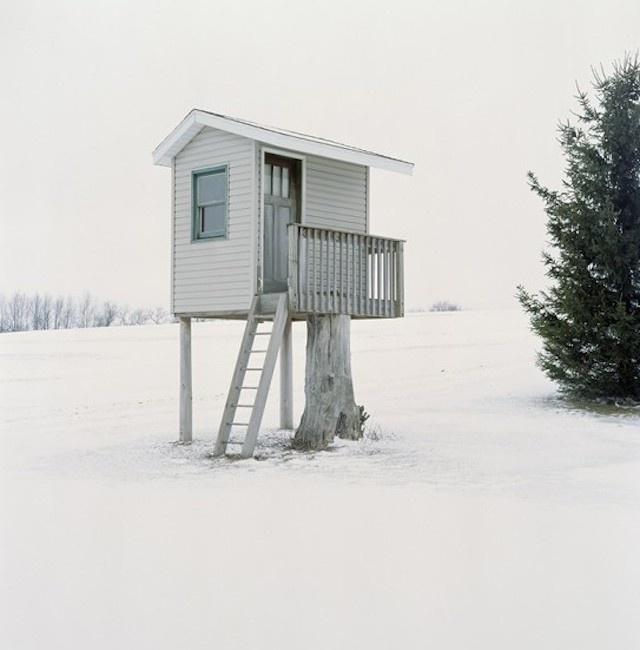 Hide Cabins by Jason Vaughn #cabin