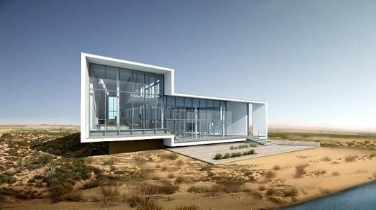 Architecture Photography: ORDOS Villa: Yazdani Studio of Cannon Design - 2051350642_exterior-1 (23359) – ArchDaily #architecture