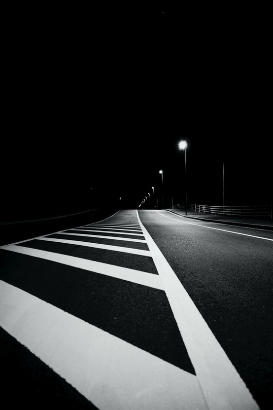 Report Comment #photography #bw #road #blackwhite