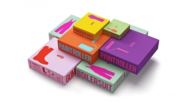 reynolds and reyner wtp 23 #bright #packaging #box #boxes #colors