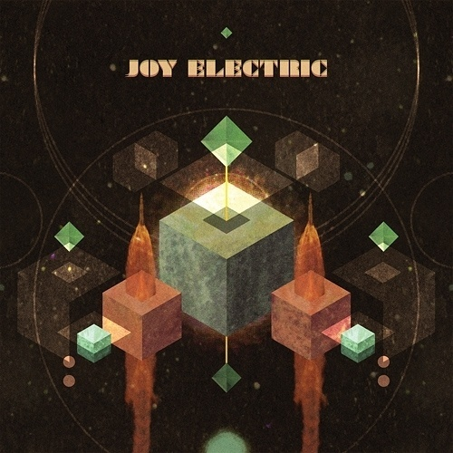 Joy Electric: My Grandfather, The Cubist » Sleevage » Music, Art, Design. #album #electric #shapes #space #cover #art #joy #electronic