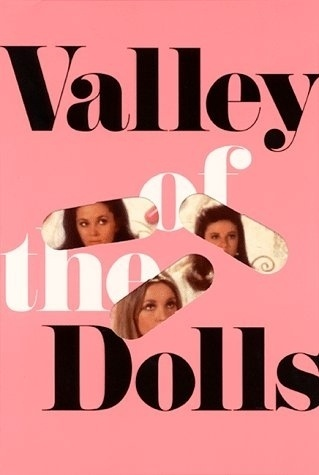 The Book Cover Archive: Valley of the Dolls, design by Evan Gaffney #type #pills #dolls