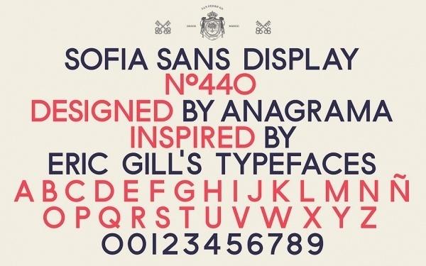 3sofiasans.jpg 924×578 pixels #font #sans #sofia