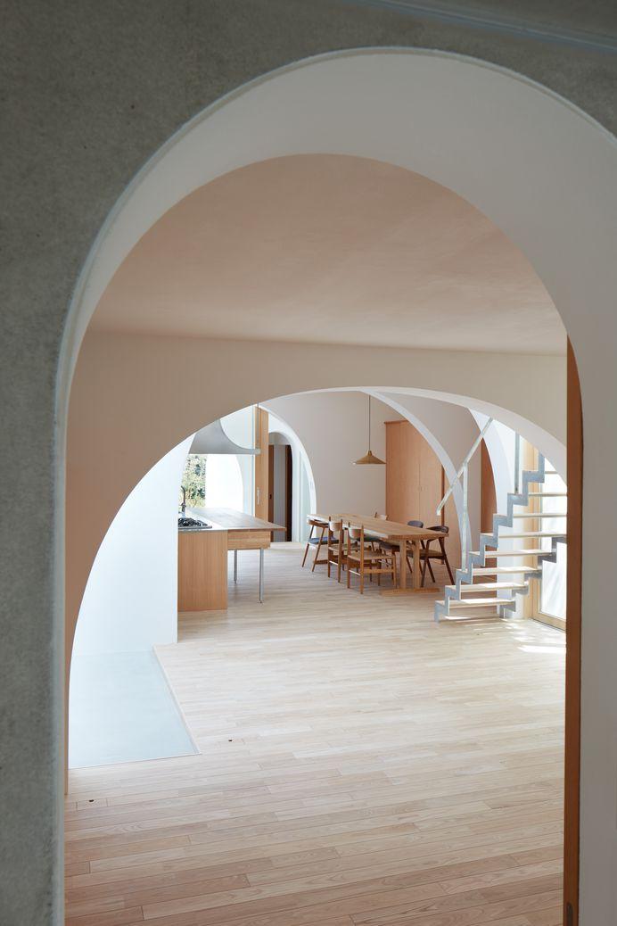 House in Tarumi by Tomohiro Hata Architect and Associates90