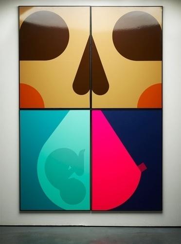 Buamai - All Sizes | Rob Bailey | #colours #art