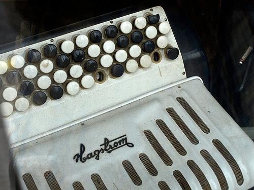 Hagström accordion #logo #lettering #vintage