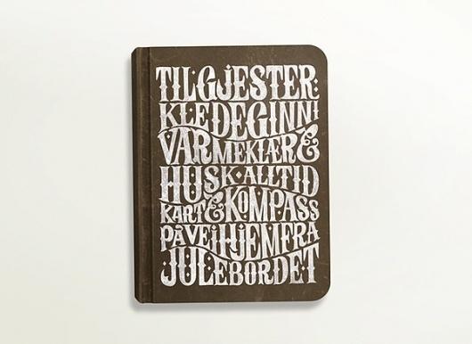 CUSTOM LETTERS, BEST OF 2010, DAY 1 — LetterCult #cover #letering #book