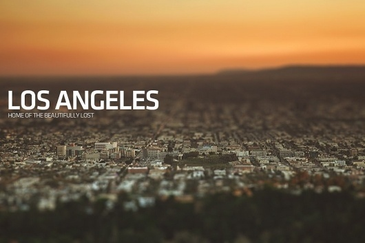 All sizes | Los Angeles | Flickr - Photo Sharing! #losangeles #tiltshift #city #landscape #photography #vintage