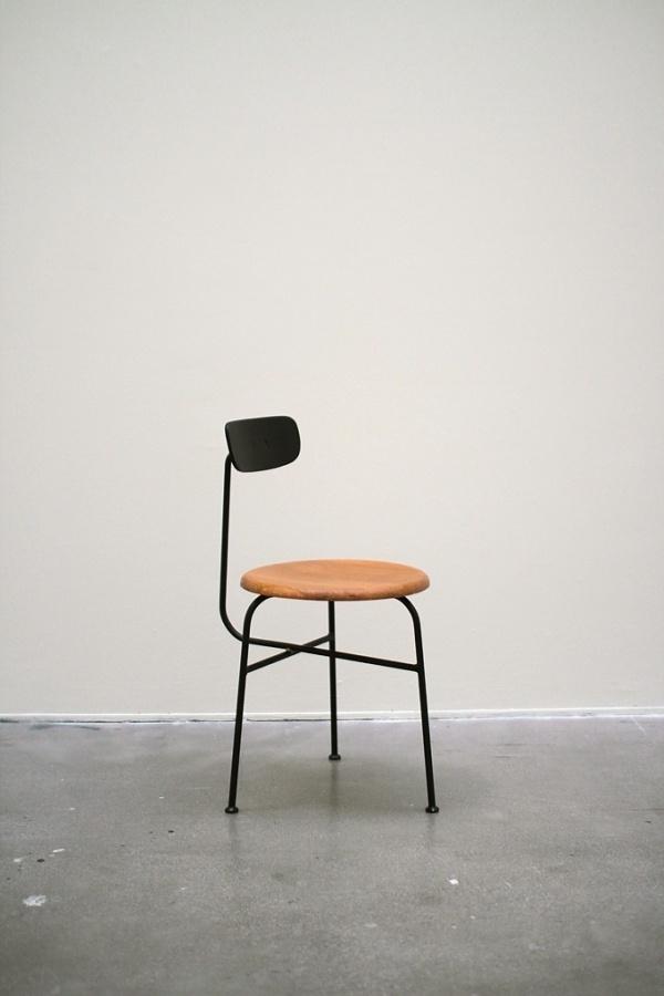 Afteroom Chair   Stilsucht #interior #steel #frame #chair #design #wood #furniture