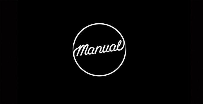 Manual Magazine lettering #marks #manual #lettering #magazine