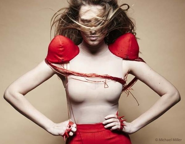 Michael Miller graduate collection #fashion #design