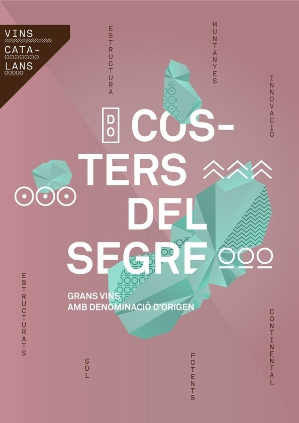 Catalan wines on the Behance Network #poster #typography