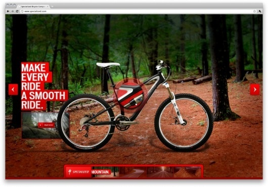 Serious Situations™ — Simone Magurno — Specialized Hub Proof Of Concept #website #specialized