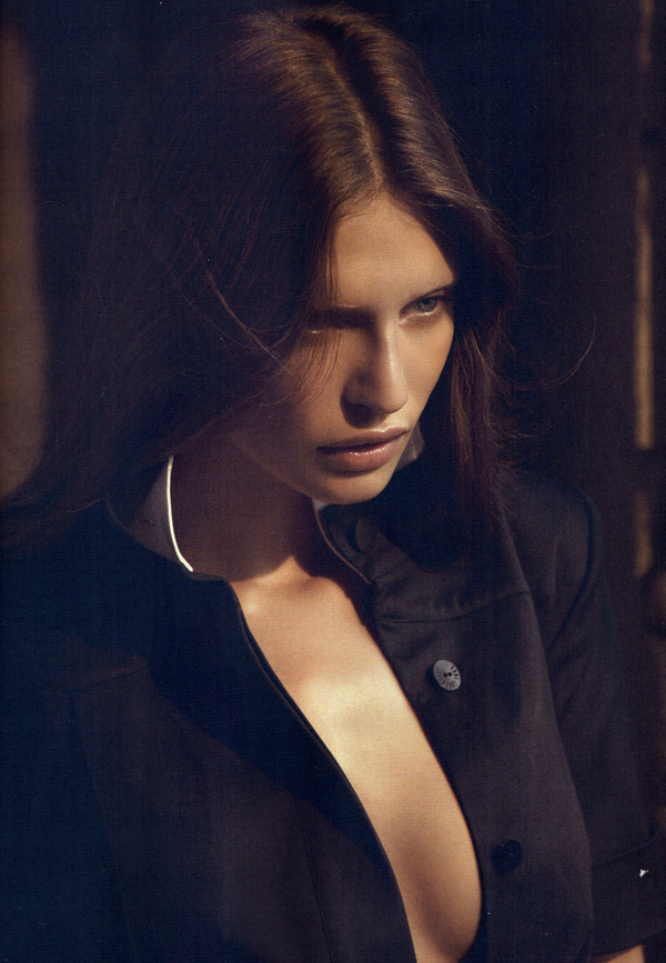 Bianca Balti by Camilla Akrans #fashion #photography
