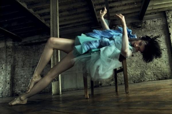 Ranya Mordanova by Nikolay Biryukov #fashion #photography #inspiration