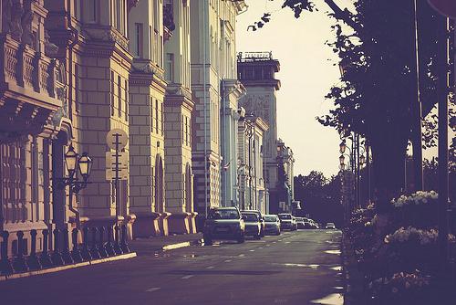 street after rain #photography #rain #shot #summer #street #colors