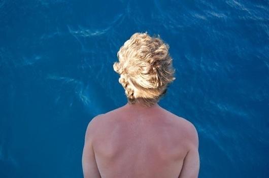 Patmos #blue #photography #blonde #sea