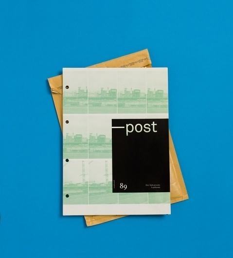 P - O - L #print #design #graphic #booklet