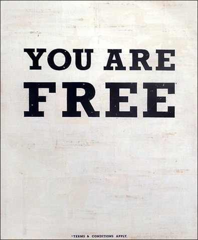 you are free | Fab.com #free