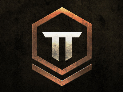Bronze Battle League Logo #battle